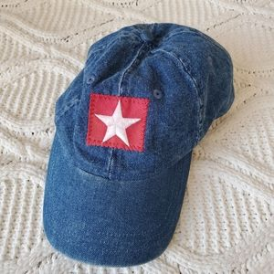 Vintage Xhilaration Denim Baseball Cap